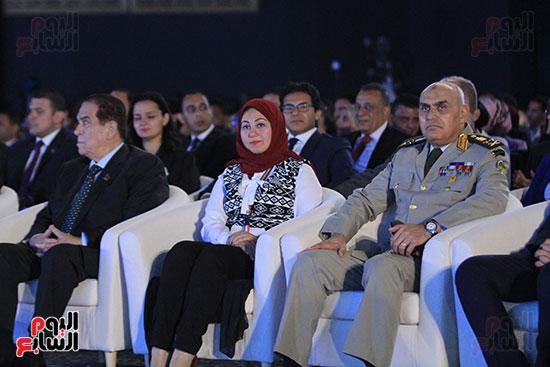 1الرئيس السيسى يشهد الجلسة الختامية لمؤتمر الشباب فى شرم الشيخ (14)
