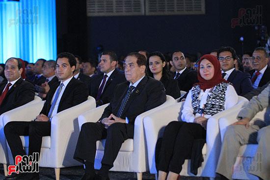 1الرئيس السيسى يشهد الجلسة الختامية لمؤتمر الشباب فى شرم الشيخ (10)