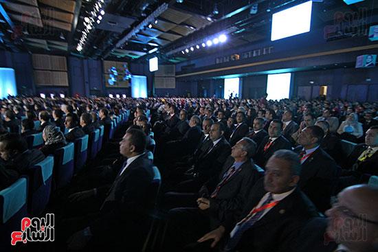 1الرئيس السيسى يشهد الجلسة الختامية لمؤتمر الشباب فى شرم الشيخ (11)