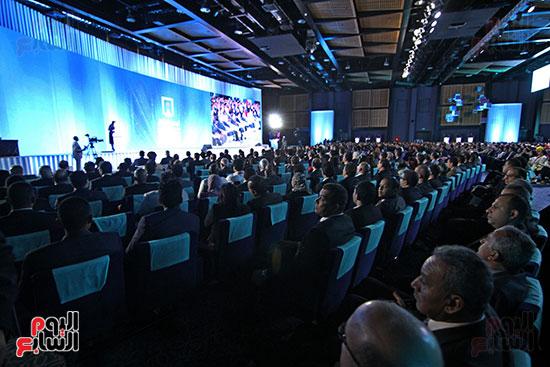 1الرئيس السيسى يشهد الجلسة الختامية لمؤتمر الشباب فى شرم الشيخ (12)