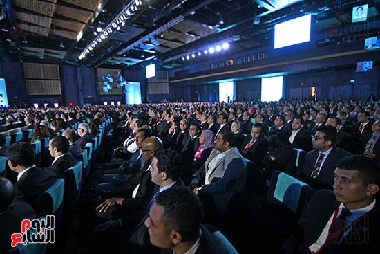 1الرئيس السيسى يشهد الجلسة الختامية لمؤتمر الشباب فى شرم الشيخ (4)