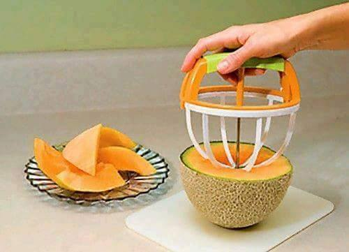 ماكينة تقطيع الفواكه