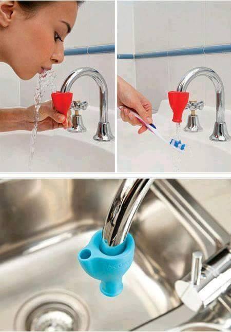 اختراع لتسهيل غسيل الأسنان