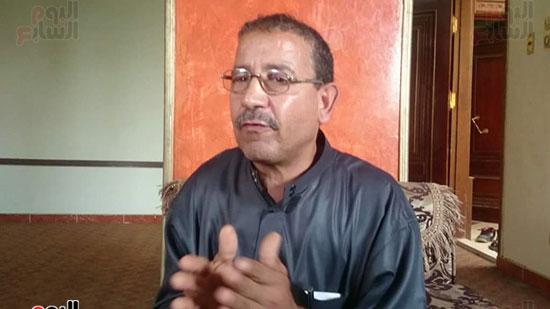 محمد عيد مؤسس المبادرة