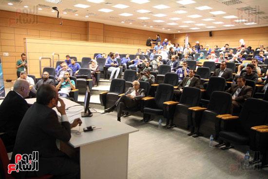 1 (7)المؤتمر الدولى لتكنولوجيا الروبوتات المتخصصة فى كشف الألغام والمتفجرات الأرضية
