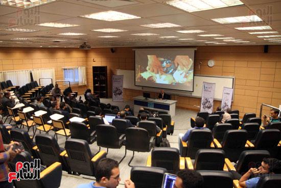 1 (9)المؤتمر الدولى لتكنولوجيا الروبوتات المتخصصة فى كشف الألغام والمتفجرات الأرضية