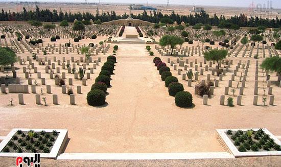 مقابر الكومنولث بالعلمين