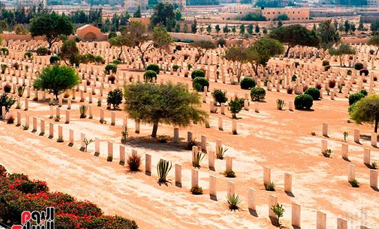 المقابر الألمانية