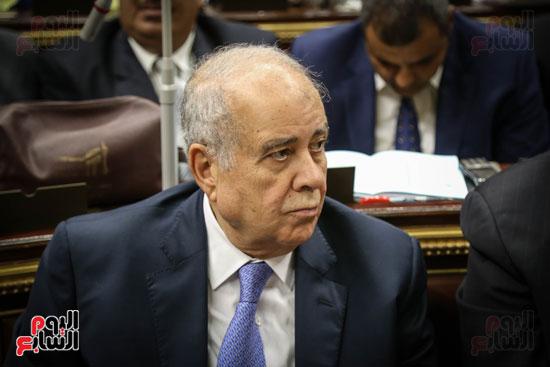 مجدي العجاتي وزير الشئون البرلمانية
