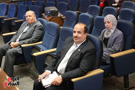 النائب محمد على عبد الحميد