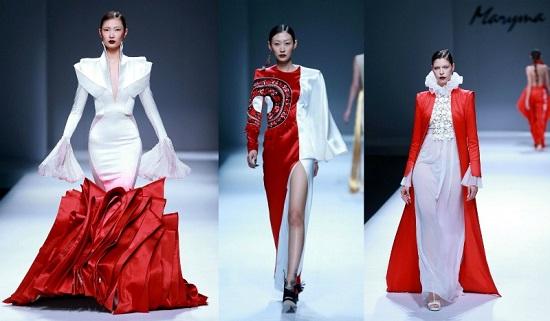 495fc35df25af بالصور.. أسبوع الموضة الصينى يعيد إحياء موضة العشرينيات بلمسات عصرية ...