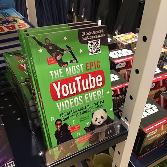 اسطوانة لأهم فيديوهات يوتيوب