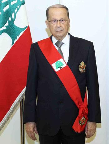 بعد عامين ونصف العام من فراغ رئاسة لبنان.. ميشال عون رئيسًا للجمهورية