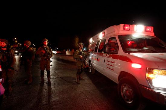 استشهاد فلسطينى برصاص جنود إسرائيليين فى الضفة الغربية المحتلة