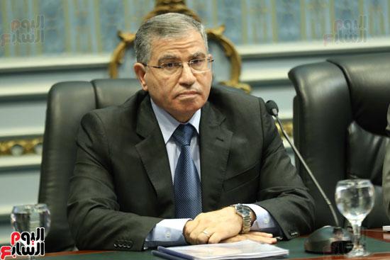 محمد على مصيلحي وزير التموين
