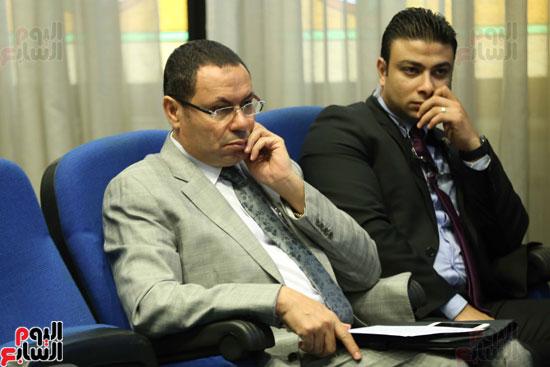 النائب هشام الحصري