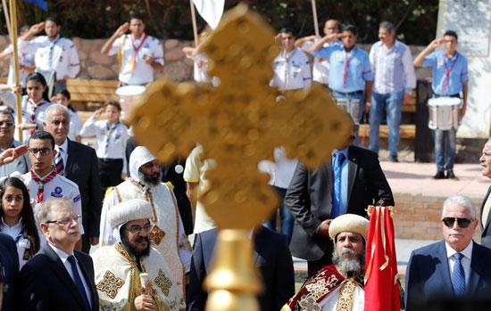 صلاة القداس على أرواح الطائرة المنكوبة بكنيسة شرم الشيخ (5)