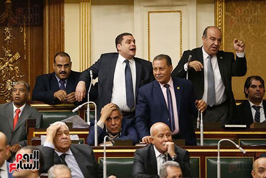 غضب النواب