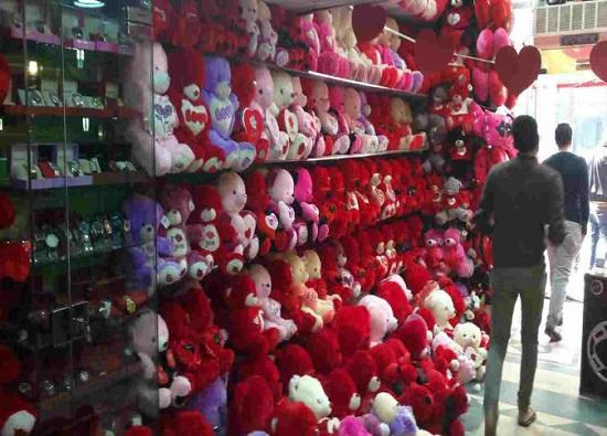 مظاهر عيد الحب (9)