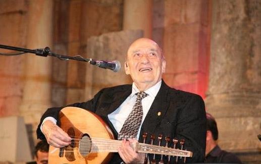 فى ذكرى ميلاده وديع الصافى صوت لبنان المسموع كيف استقبله