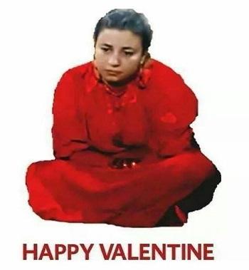 مظاهر عيد الحب (8)