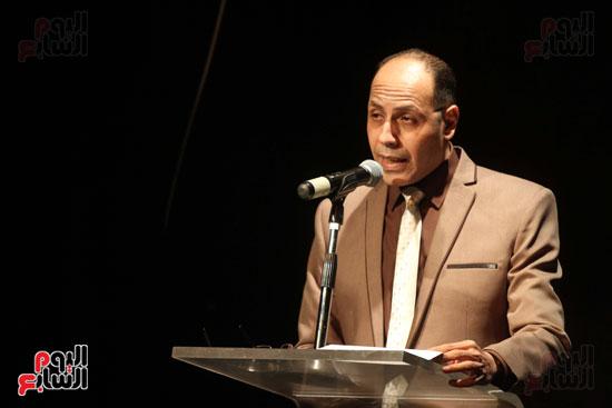 أفتتاح فاعليات مهرجان آفاق مسرحية  (10)