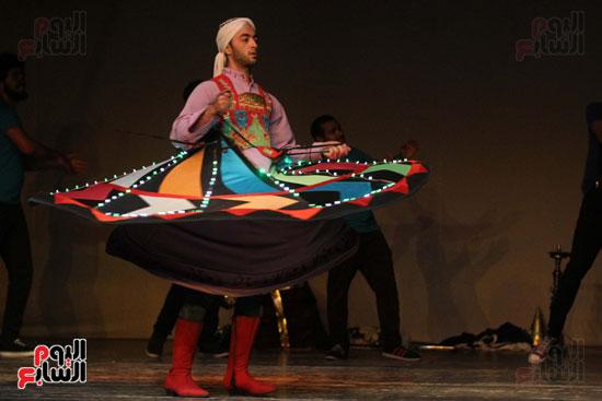 أفتتاح فاعليات مهرجان آفاق مسرحية  (7)