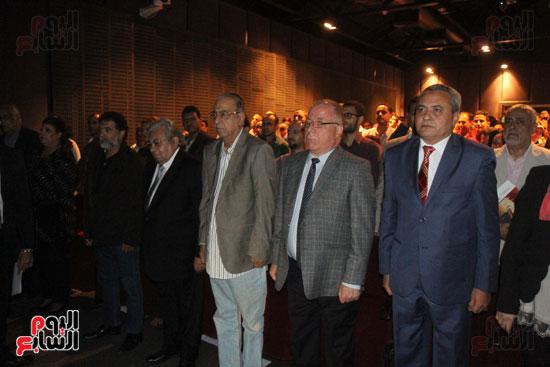 أفتتاح فاعليات مهرجان آفاق مسرحية  (34)