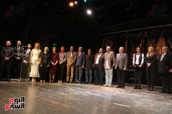 أفتتاح فاعليات مهرجان آفاق مسرحية  (25)