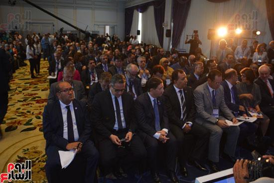 إفتتاح فعاليات القمة العالمية الخامسة لسياحة المدن بمحافظة الأقصر