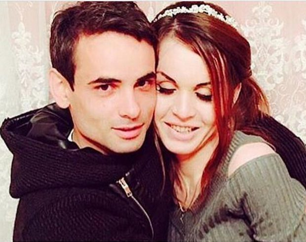 الضحية وزوجها - الميرور