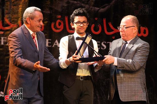 أفتتاح فاعليات مهرجان آفاق مسرحية  (18)