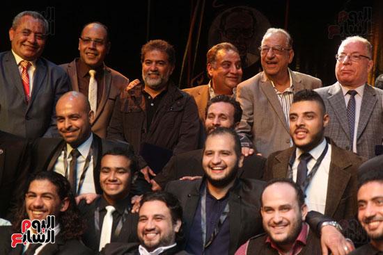 أفتتاح فاعليات مهرجان آفاق مسرحية  (27)
