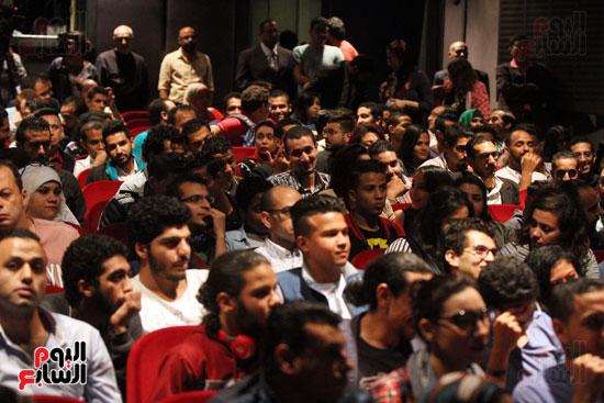 أفتتاح فاعليات مهرجان آفاق مسرحية  (12)