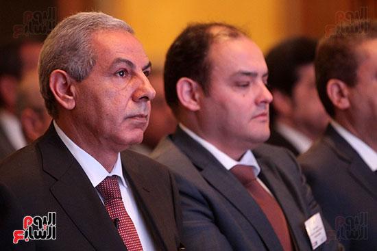 وزير التجارة والصناعة المهندس طارق قابيل