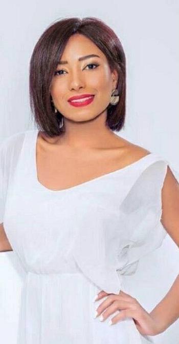 دينا ملكة جمال إفريقيا