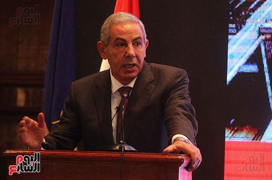 كلمة المهندس طارق قابيل وزير التجارة والصناعة