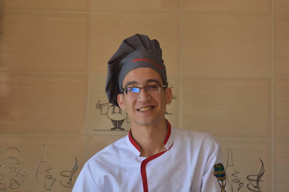 الشاب آدم المصري