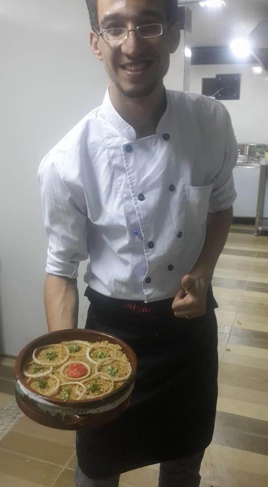 أحد طبخات آدم
