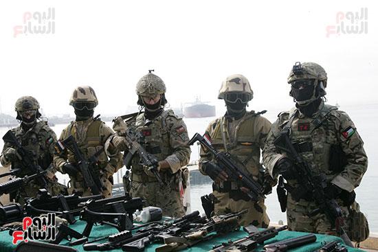 """القوات المسلحة المصرية والأردنية فى تدريبات """"العقبة 2016"""""""