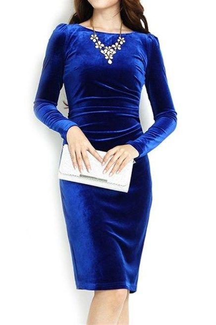 فستان مجسم قصير
