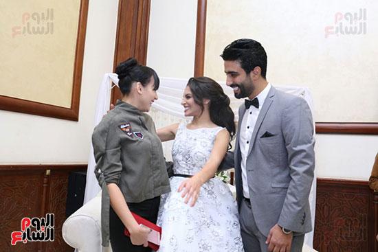 العروسين و بهاء الدين محمد