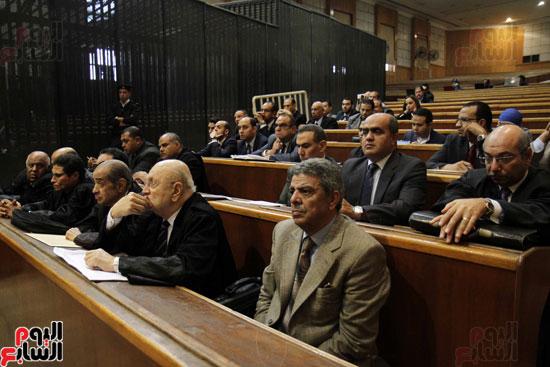 هيئة الدفاع عن المتهمين