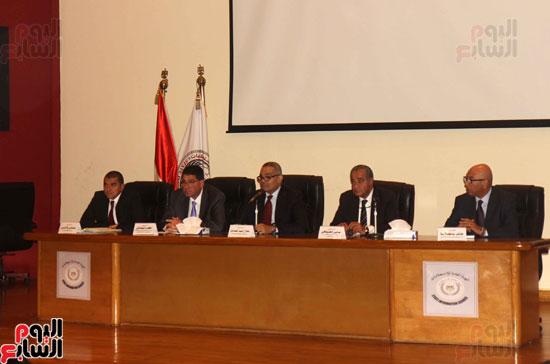 مؤتمر هيئة الاستعلامات (4)
