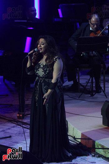 حفل ريهام عبد الحكيم (1)