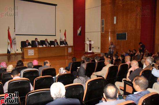 مؤتمر هيئة الاستعلامات (7)