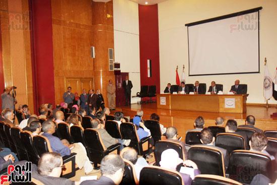 مؤتمر هيئة الاستعلامات (5)
