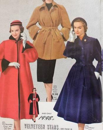 2... تصميمات رائعة تعكس جمال الموضة قديمًا