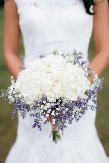 White-Hydrangea-and-Lavender
