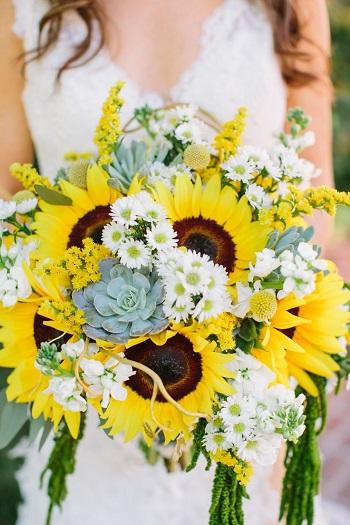 مش بس أبيض أجمل 10 بوكيهات ورد ملون ليوم زفافك اليوم السابع